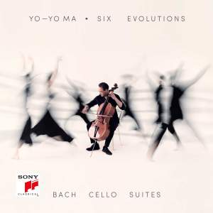Six Evolutions - Bach: Cello Suites - Vinyl Edition Product Image