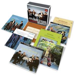 Juilliard String Quartet - The Complete RCA Recordings Product Image