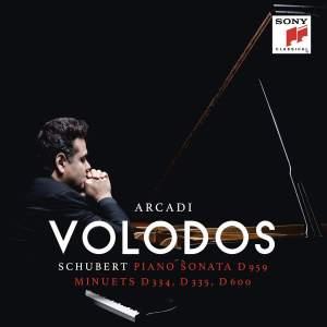 Schubert: Piano Sonata No. 20 & 3 Minuets Product Image
