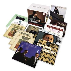 Philippe Entremont - The Complete Sony Recordings Product Image