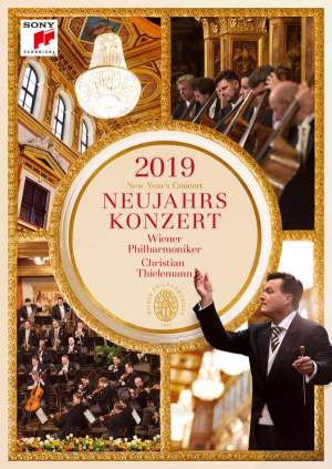 New Year's Concert 2019 Product Image