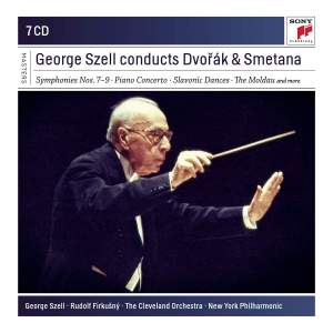 George Szell conducts Dvořák and Smetana Product Image