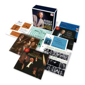 Rudolf Firkusny - The Complete RCA and Columbia Album Collection