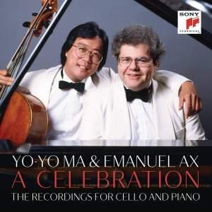 Emanuel Ax & Yo-Yo Ma - A Celebration Product Image