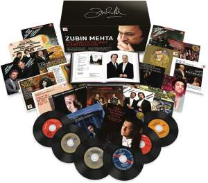 Zubin Mehta - The Complete Columbia Album Collection