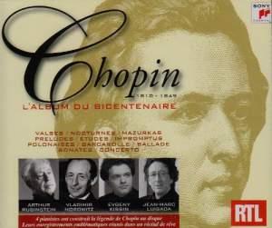 Frédéric Chopin - L'album du bicentenaire