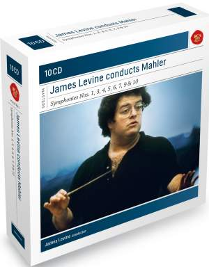 James Levine conducts Mahler