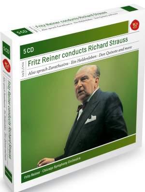 Fritz Reiner conducts Richard Strauss