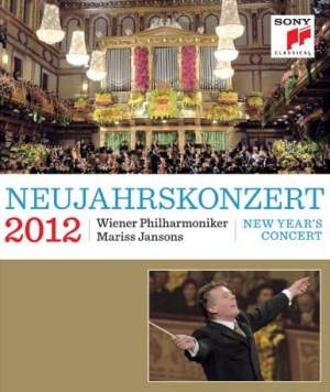 New Year's Concert 2012: Vienna Philharmonic