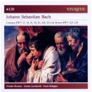 JS Bach: Cantatas & Motets