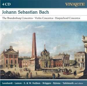 JS Bach: Brandenburg and other concertos