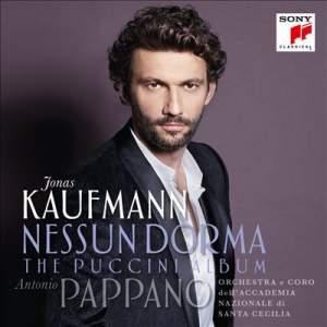 Jonas Kaufmann: Nessun Dorma - Vinyl Edition