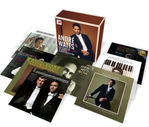 André Watts: The Complete Columbia Album Collection