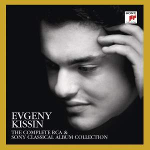Evgeny Kissin: The Complete RCA & Sony Classical Album Collection