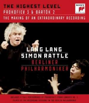 The Highest Level: Prokofiev 3 and Bartok 2