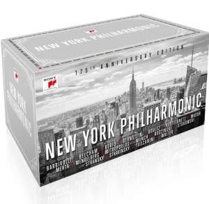 New York Philharmonic – 175th Anniversary Edition Product Image