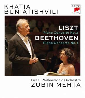 Liszt: Piano Concerto No. 2 & Beethoven: Piano Concerto No. 1