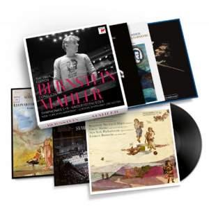 Bernstein Conducts Mahler - Vinyl Edition