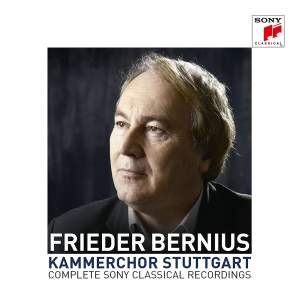 Frieder Bernius: The Complete Sony Classical Recordings