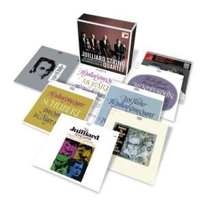 Juilliard String Quartet - The Complete EPIC Recordings