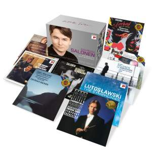 Esa-Pekka Salonen - The Complete Sony Recordings Product Image