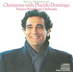 Christmas with Placido Domingo Product Image