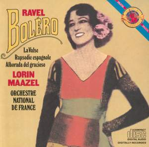 Ravel: Boléro & other works Product Image