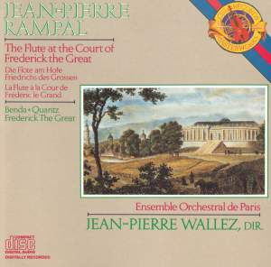 The Flute at the Court of Frederick the Great Product Image