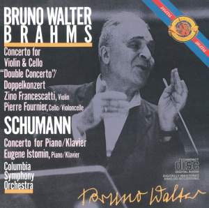 Brahms: Double Concerto & Schumann: Piano Concerto Product Image