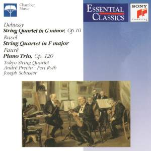 Debussy, Ravel, Fauré: Chamber Music
