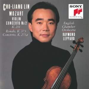 Mozart: Violin Concerto No. 2 Product Image