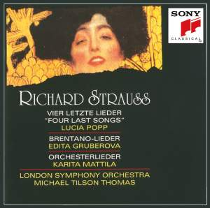 Richard Strauss: Four Last Songs, Brentano Lieder & Orchestral Lieder