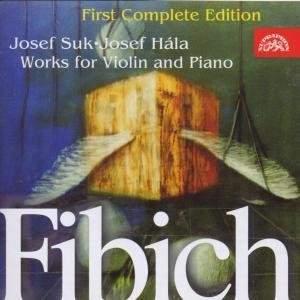 Fibich: Music for Violin & Piano