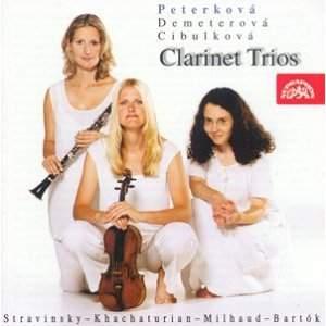 20th Century Clarinet Trios
