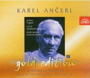 Ravel, Lalo, Hartmann: Works for Violin & Orchestra
