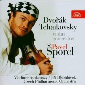Dvorak & Tchaikovsky: Violin Concertos