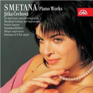 Smetana: Piano Works Volume 6