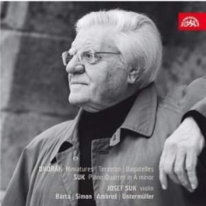 Suk & Dvorak: Violin Chamber Works