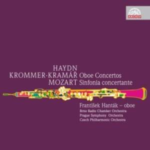 Haydn, Krommer & Mozart - Oboe Concertos