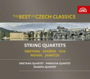 The Best of Czech Classics - String Quartets