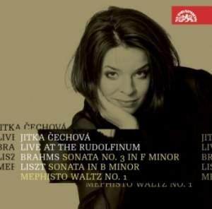 Jitka Cechová – Live at the Rudolfinum