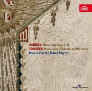 Marek Štryncl conducts Tomásek & Vorisek