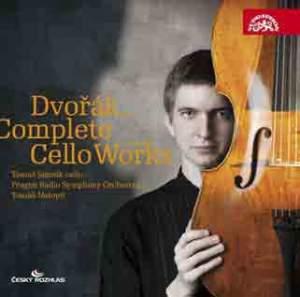 Dvorak: Complete Cello Works