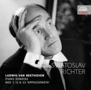 Beethoven: Piano Sonatas Nos 7, 12 & 23 'Appassionato'