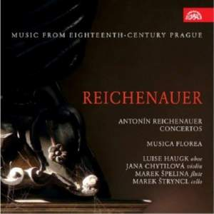 Antonín Reichenauer: Concertos 2