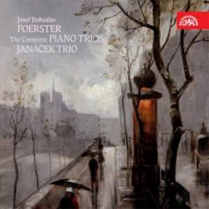 Foerster: The Complete Piano Trios
