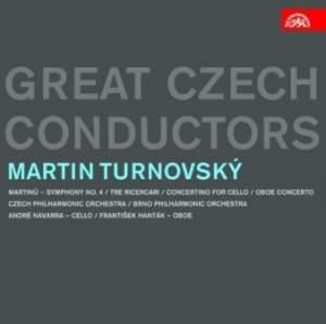 Great Czech Conductors: Martin Turnovský