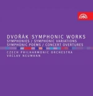 Dvorak: Symphonic Works