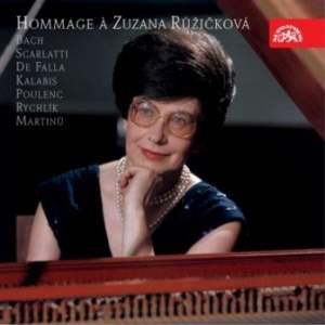 Hommage a Zuzana Růžičkova