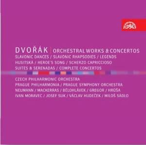 Dvořák: Orchestral Works & Concertos